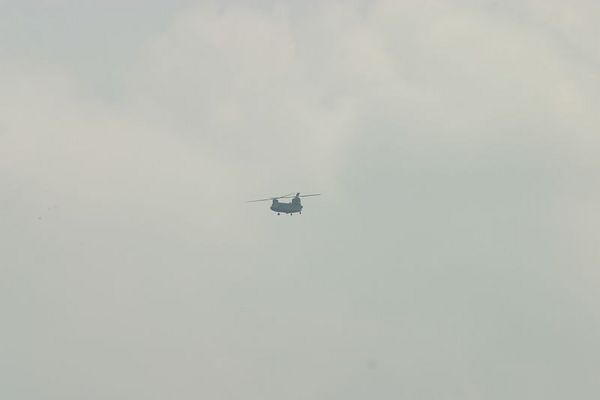 Military Helicopters Random