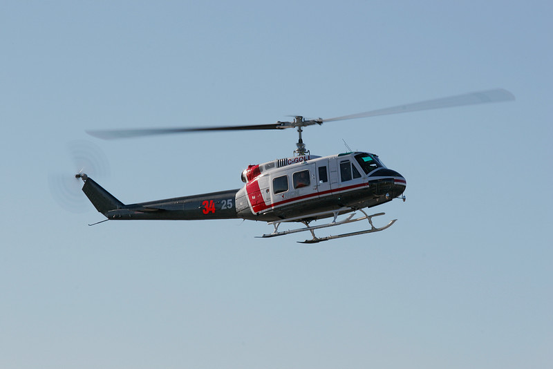 North Central Helicopters.
