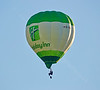 'Holiday Inn' Balloon at Strathaven Festival - 24 August 2014