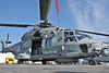 "ILA Berlin at Flughafen Schönefeld (SXF) on September 14, 2012. Marina Militare (Italian Navy) NHIndustries NH-90 NFH ""MM81581/3-05"" (cn 1042/HITN05)."