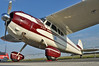 ILA Berlin at Flughafen Schönefeld (SXF) on September 14, 2012. Private Cessna 195B Businessliner NC 3081B (cn 7966).