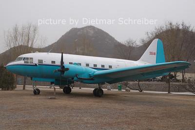 2011-03-18 35141 Ilyushin 12 China Air Force