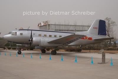 2011-03-18 4204 Ilyushin 14 China Air Force