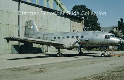 1991-10 3108 Ilyushin (Avia) Av14T (c/n 119813108) Czech Air Force