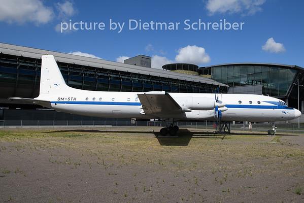 2020-09-10 DM-STA Ilyushin 18 Deutsche Lufthansa