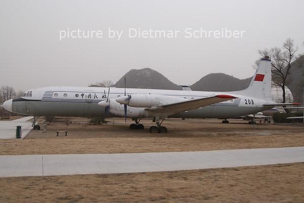2011-03-18 208 Ilyushin 18 China Air Force