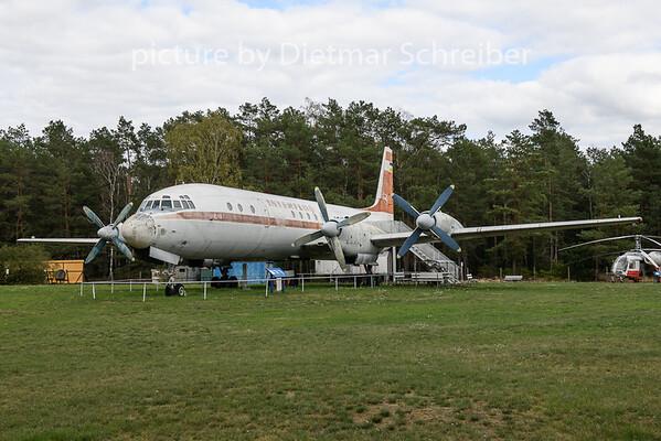 2020-09-10 DDR-STE Ilyushin 18 Interflug
