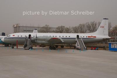 2011-03-18 232 Ilyushin 18 China Air Force