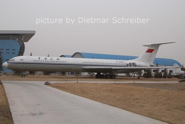 2011-03-18 B-2024 Ilyushin 62 CAAC