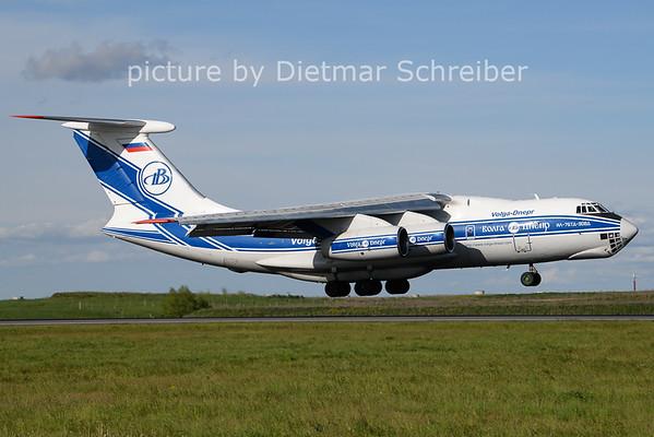 2021-05-06 RA-76951 Ilyushin 76 Volga Dnepr