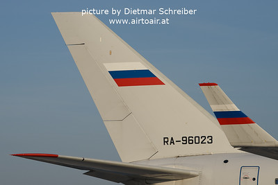 2021-09-08 RA-96023 Ilyushin 96 Rossiya