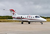 The Mayo Clinic came to town in this Beech 400A.