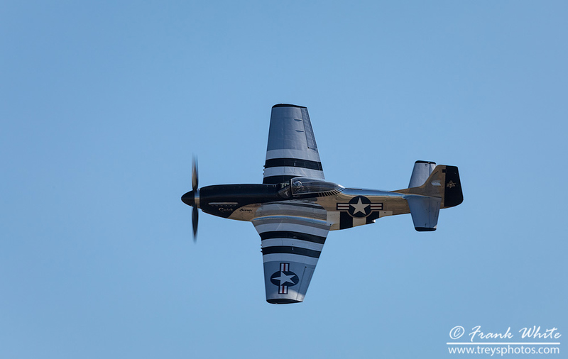 "P-51 Mustang ""Quick Silver"""