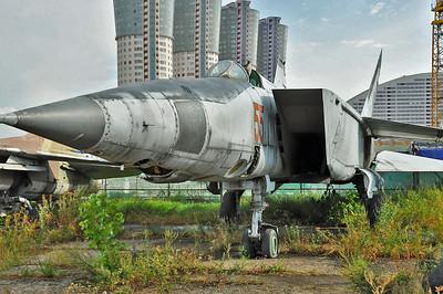 """MiG-25RBT Foxbat-B """"55 Red"""""""