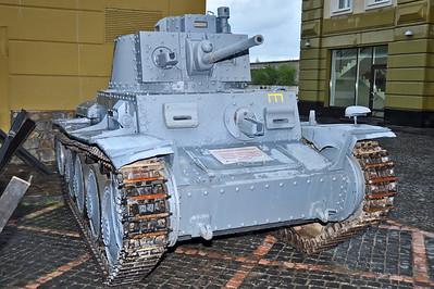 """Pz. Kpfw. 38(t) Ausf. F """"44 Yellow"""""""