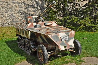 Sd.Kfz. 250 Neu mit Sfl 5 cm PaK 38 L/60