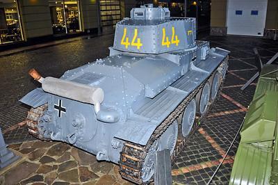 """Pz. Kpfw. 38(t) Ausf. F """"44 Gelbe"""""""