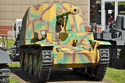 Sd. Kfz. 138 Marder III Ausf. M (incorrect replica)