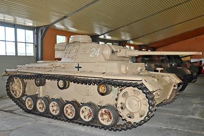 German Panzer III, Ausf. J (lang)