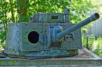 Pz. Kpfw. 38(t) Kampfwagentürm