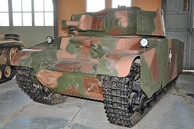 Hungarian 41M Turán II