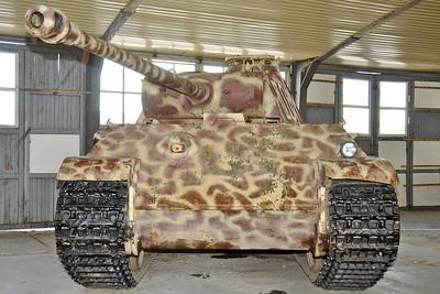 German Panzer V Panther, Ausf. G