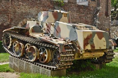 Pz.Kpfw. I Ausf. F