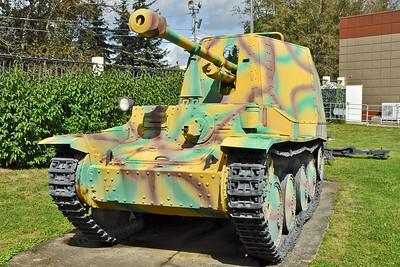 Sd.Kfz. 138 Marder III Ausf. M (incorrect replica)