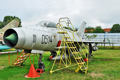 "MiG-21F-13/S-106 ""0514 Black"""