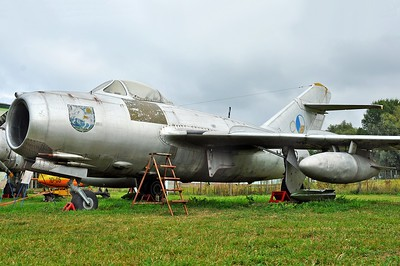 """MiG-15bisSB (Aero S-103) """"3005 Black"""""""