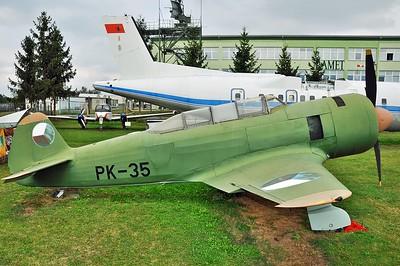 """Let C-11 (Yak-11 Moose) """"PK-35"""""""