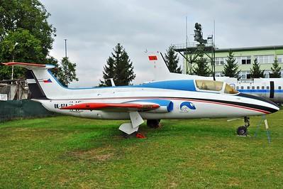 Aero L-29A Delfin Akrobat OK-SZA