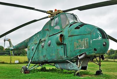 "Mil Mi-4 Hound-A ""1874 White"""