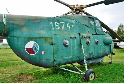 """Mil Mi-4 Hound-A ""1874 White"""