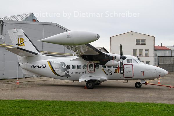 2020-09-04 OK-LRB Let 410 LR Airlines
