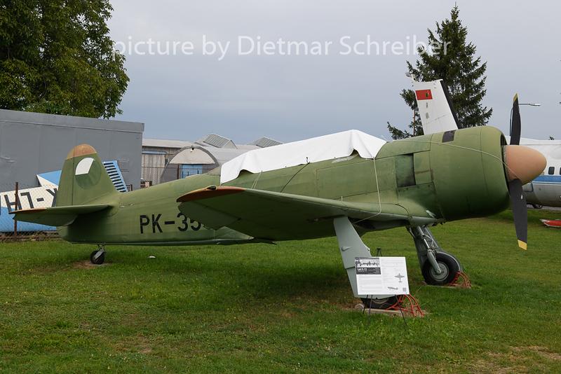 2020-09-04 PK-35 Let C11 Czech Air Force