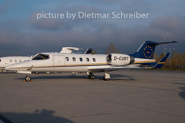 2008-11-10 D-CURT Learjet 31