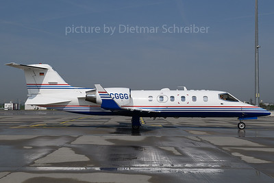 2017-04-23 D-CGGG Learjet 31