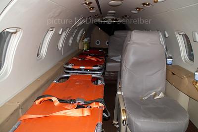 2007-05-04 C-GHJJ Learjet 31 Helijet