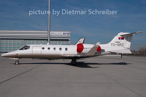 2008-03-06 YU-BRZ Learjet 31