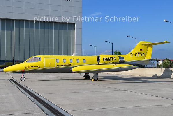 2021-06-03 D-CEXP Learjet 35 Air Alliance