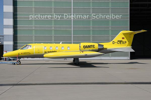2021-06-05 D-CEXP Learjet 35 Air Alliance