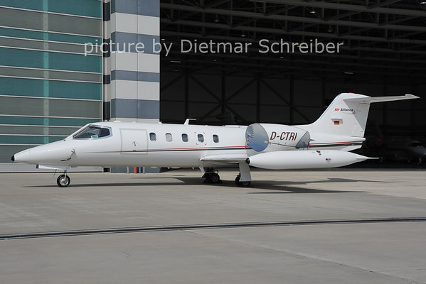 2013-05-08 D-CTRI Learjet 35 Air Alliance