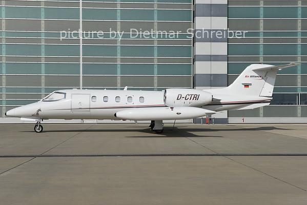 2014-09-19 D-CTRI Learjet 35