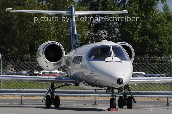 2013-05-20 D-CGRC Learjet 35
