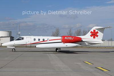 2021-02-28 N31GJ Learjet 35