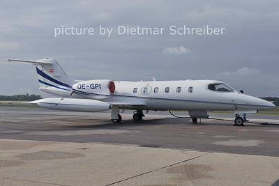 2011-07-05 OE-GPI Learjet 35