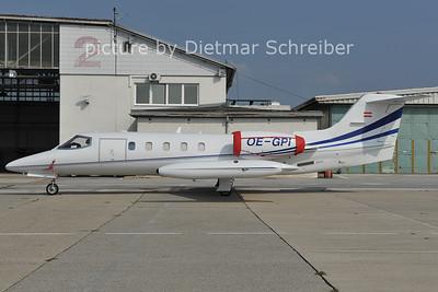 2011-09-28 OE-GPI Learjet 35