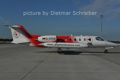 2011-06-15 D-CFAX Learjet 35