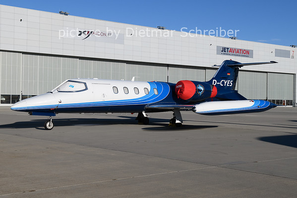 2021-01-22 D-CYES Learjet 35 Air Alliance